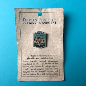 Accessories - DEVILS POSTPILE National Monument Pin